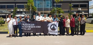 KKDN Mahasiswa Fakultas Teknologi Pertahanan (FTP) Unhan Melakukan Penelitian ke Direktorat Bea dan Cukai, AirNav Indonesia, Batalyon 10 dan PT Batamec Shipyard di Batam