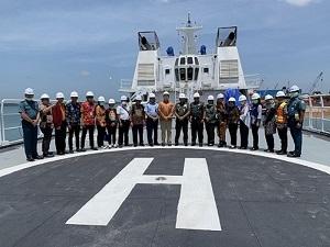 KKDN Mahasiswa FTP Unhan Laksanakan Penelitian ke PT Citra Shipyard, Nongstra Digital Park, dan PT Palindo Marine Shipyard di Batam